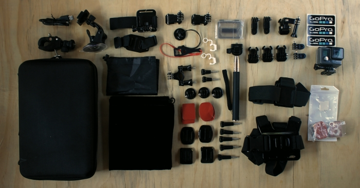 40 GoPro Accessories: (A Clueless) Equipment Breakdown