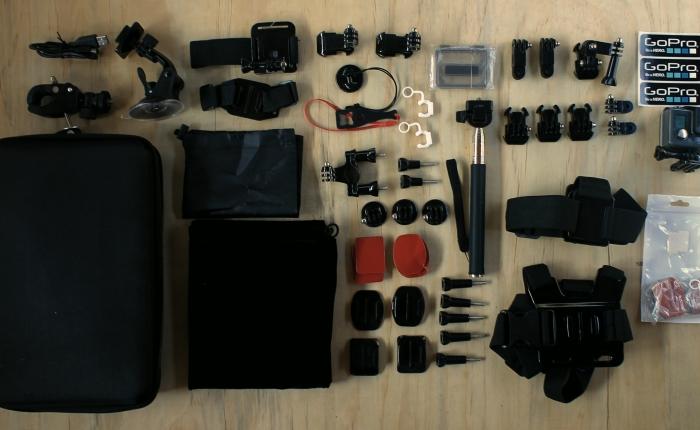 40 GoPro Accessories: (A Clueless) EquipmentBreakdown