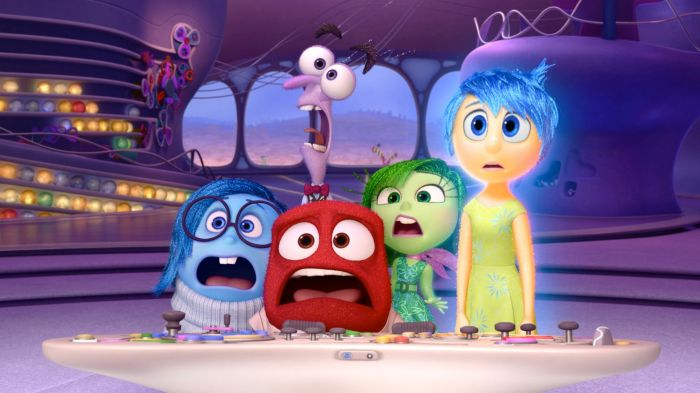 """Casual Talk: An Exciting Take on """"InsideOut"""""""